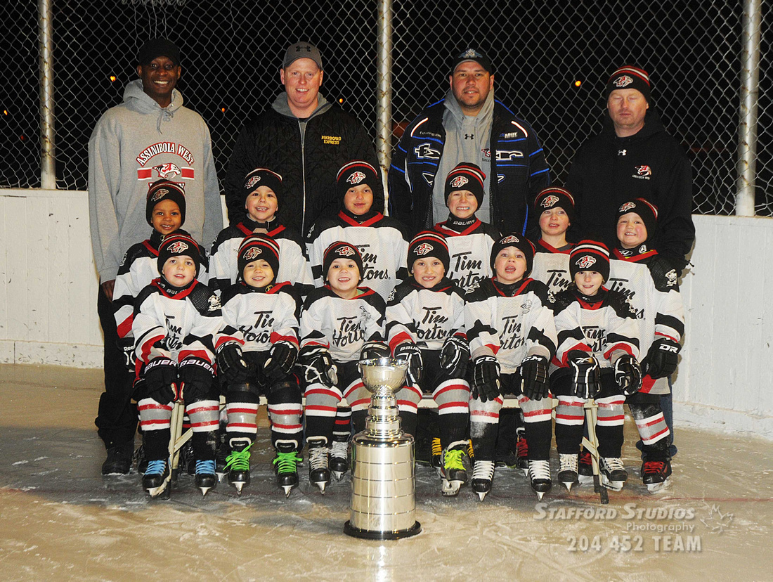 Ask the photog to bring the Cup!